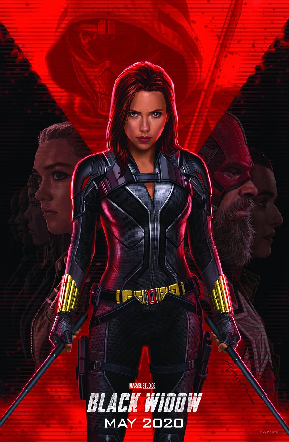 Black Widow Ne Zaman?