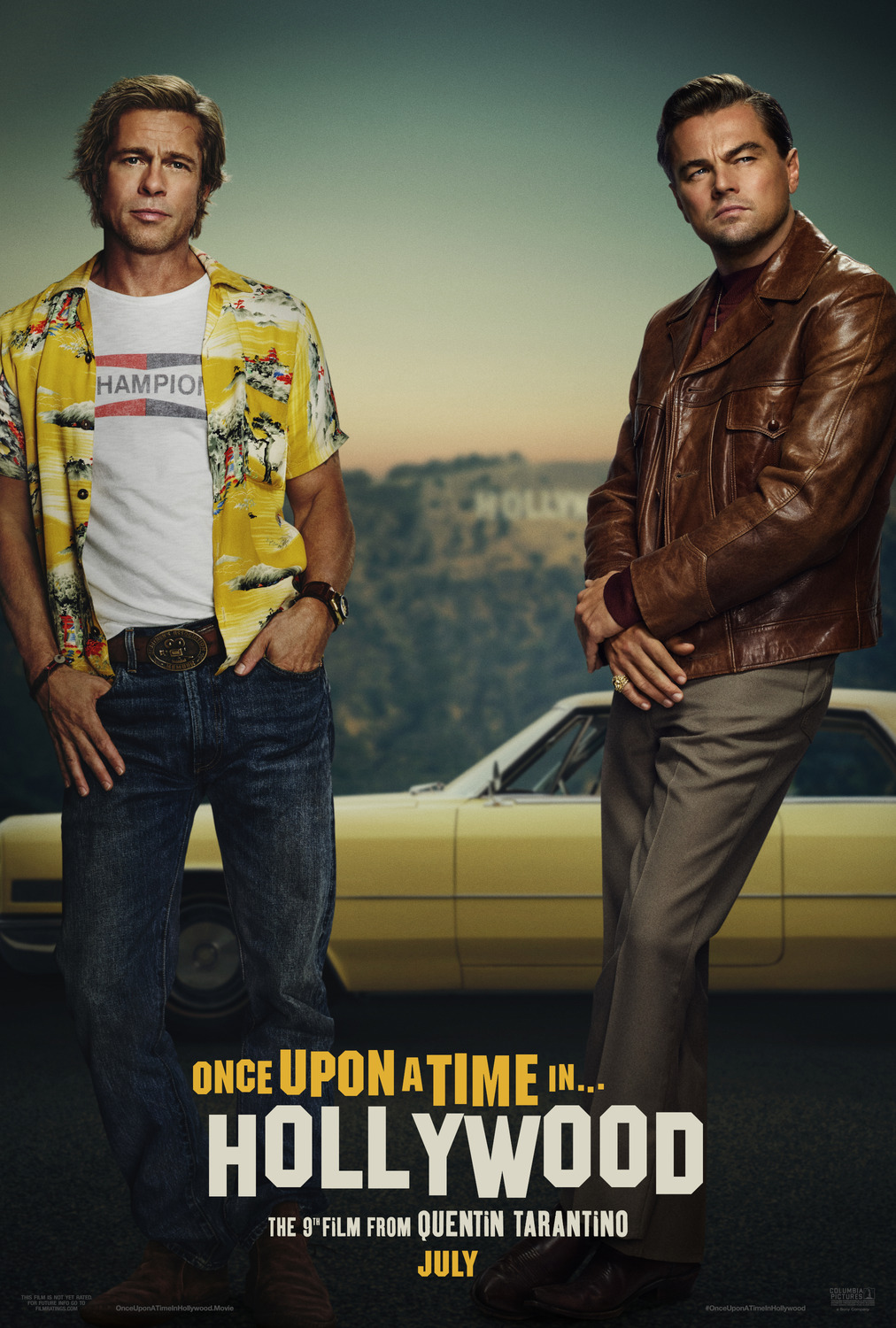 Once Upon a Time in Hollywood Ne Zaman?