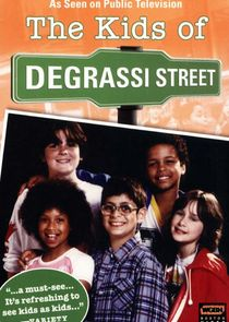 The Kids of Degrassi Street Ne Zaman?'