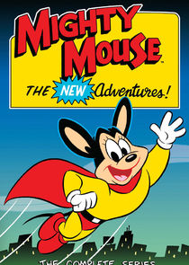 Mighty Mouse the New Adventures Ne Zaman?'