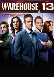 Warehouse 13 Ne Zaman?'