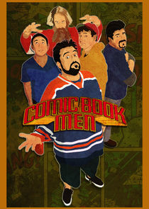 Comic Book Men 7.Sezon 5.Bölüm Ne Zaman?