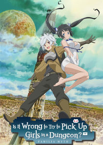 Is It Wrong to Try to Pick Up Girls in a Dungeon? 3.Sezon 10.Bölüm Ne Zaman?