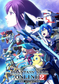 Phantasy Star Online 2 The Animation Ne Zaman?'