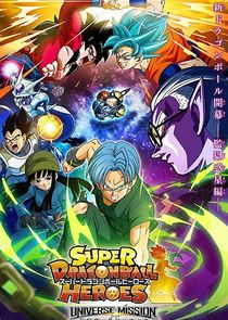 Super Dragon Ball Heroes Ne Zaman?'