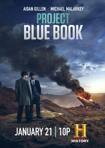 Project Blue Book Ne Zaman?'