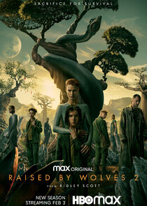 Raised by Wolves Ne Zaman?'