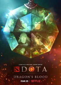 DOTA: Dragon's Blood Ne Zaman?'