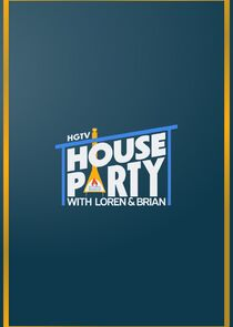 HGTV House Party Ne Zaman?'