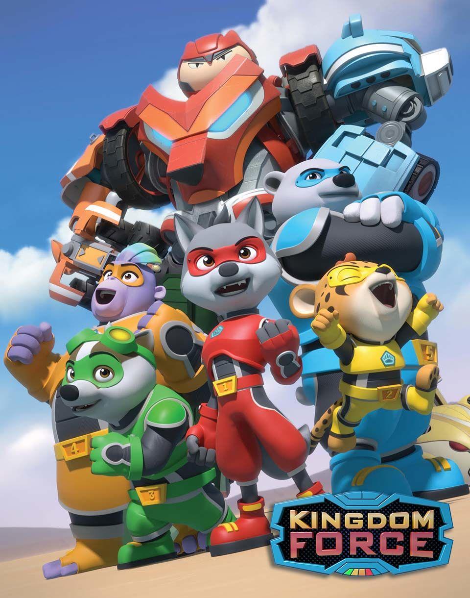Kingdom Force ne zaman