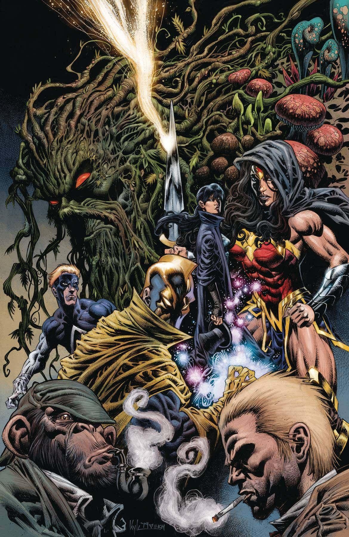 Justice League Dark ne zaman