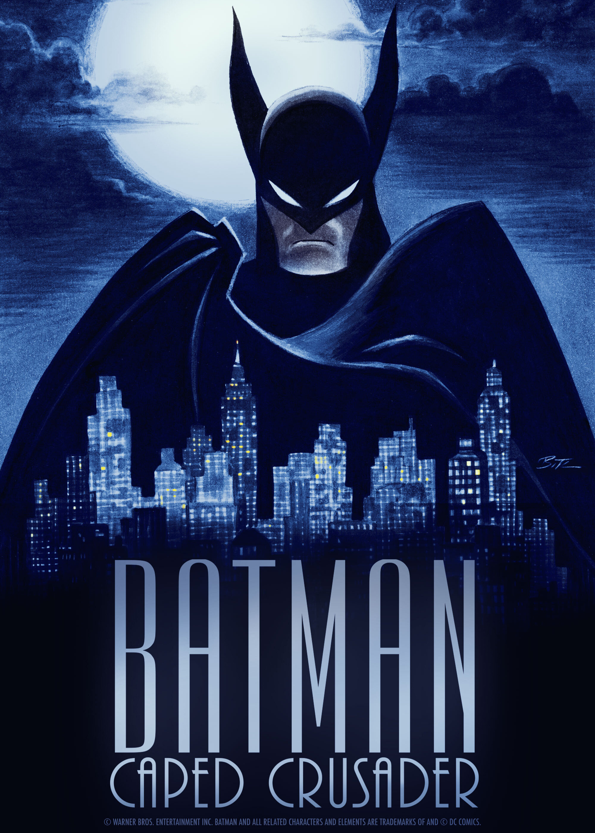 Batman: Caped Crusader ne zaman