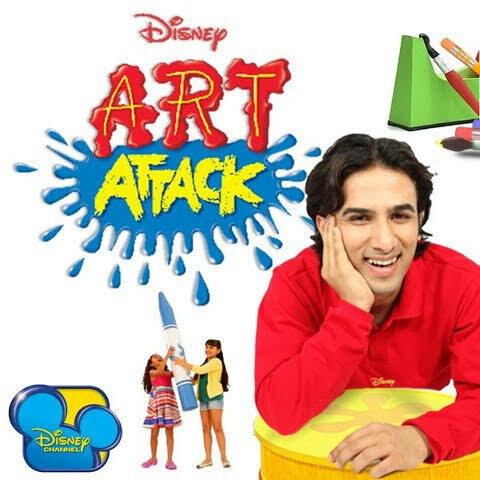 Art Attack ne zaman