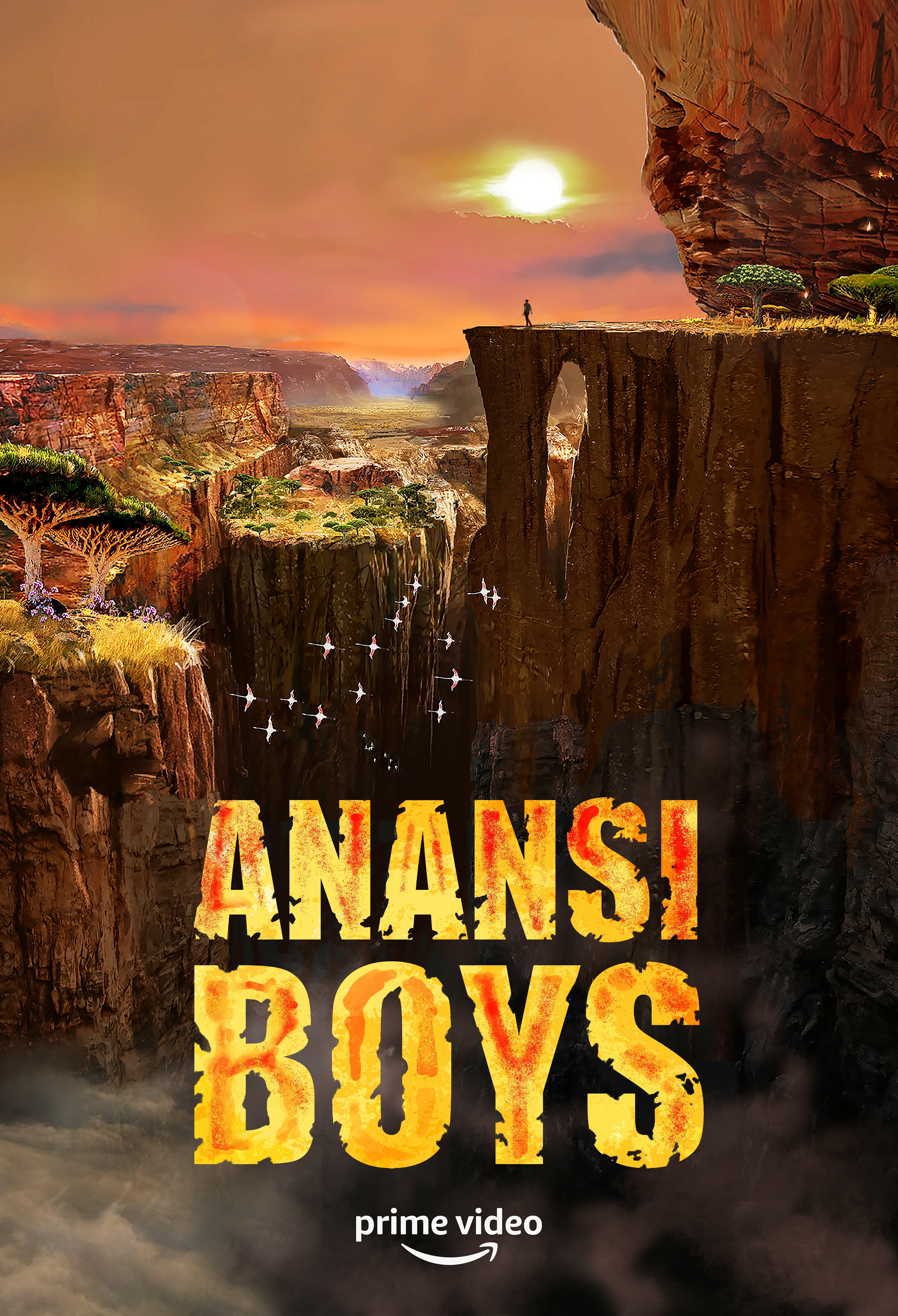 Anansi Boys ne zaman
