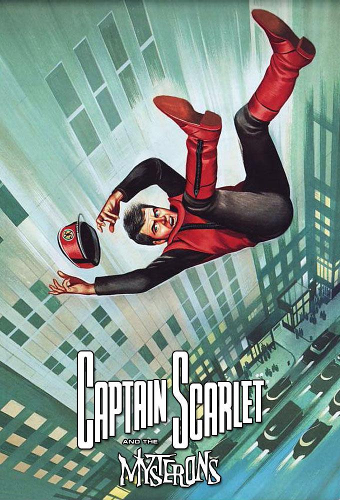 Captain Scarlet and the Mysterons ne zaman