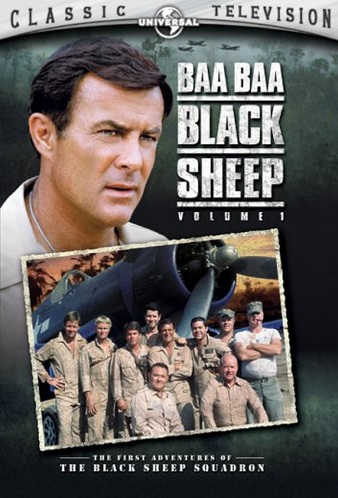 Black Sheep Squadron ne zaman