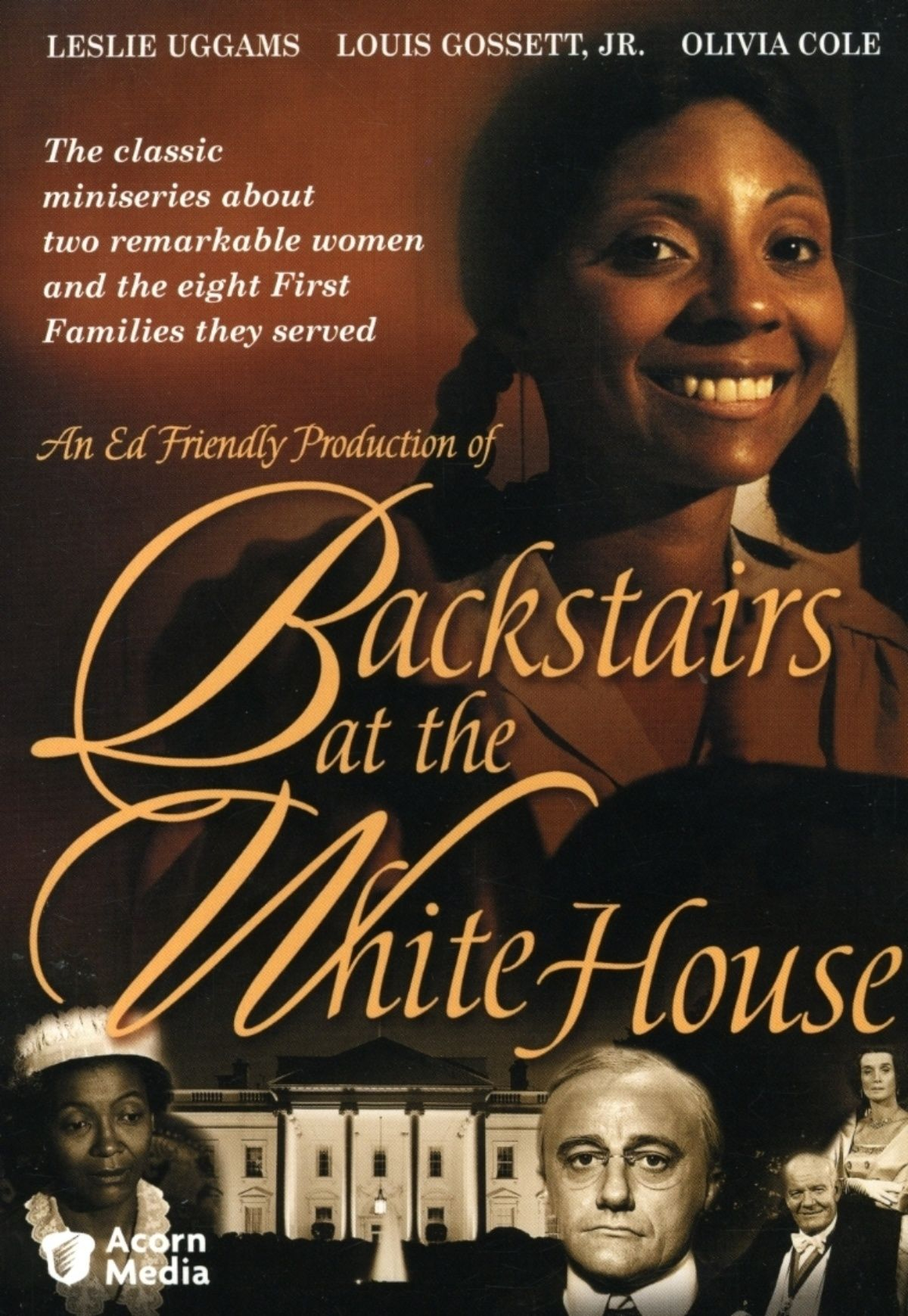 Backstairs at the White House ne zaman