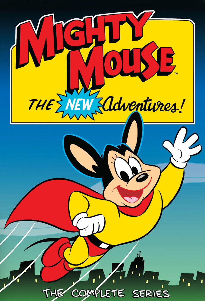 Mighty Mouse the New Adventures ne zaman