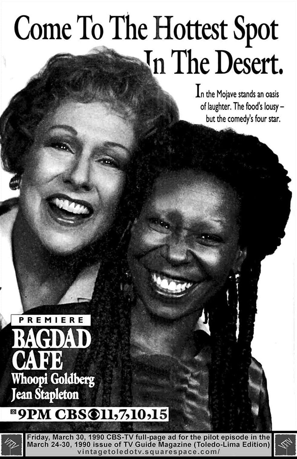 Bagdad Cafe ne zaman