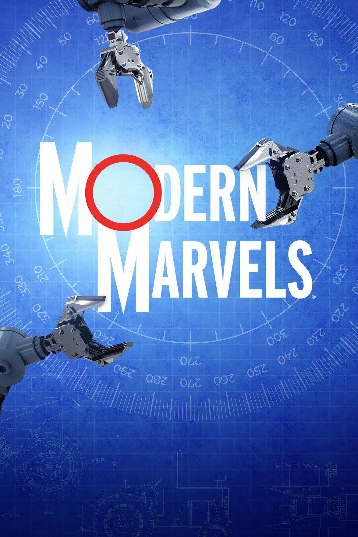 Modern Marvels ne zaman