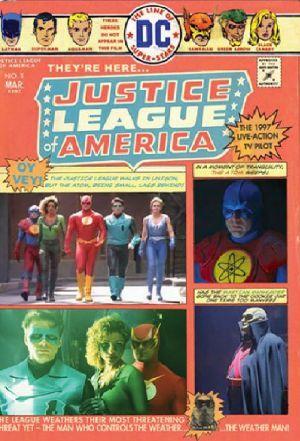 Justice League of America ne zaman
