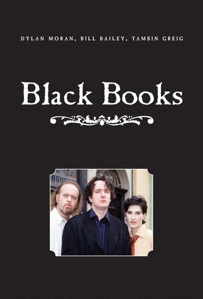 Black Books ne zaman