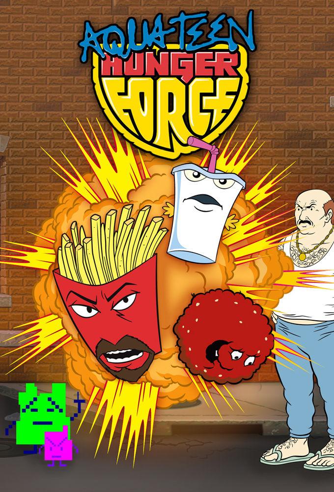 Aqua Teen Hunger Force ne zaman