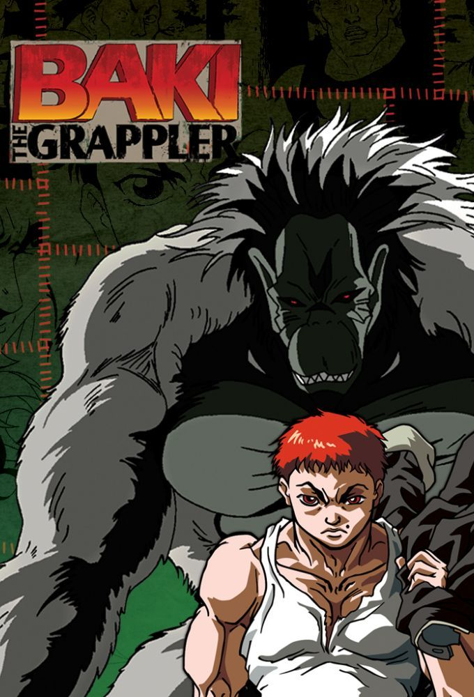 Baki the Grappler ne zaman