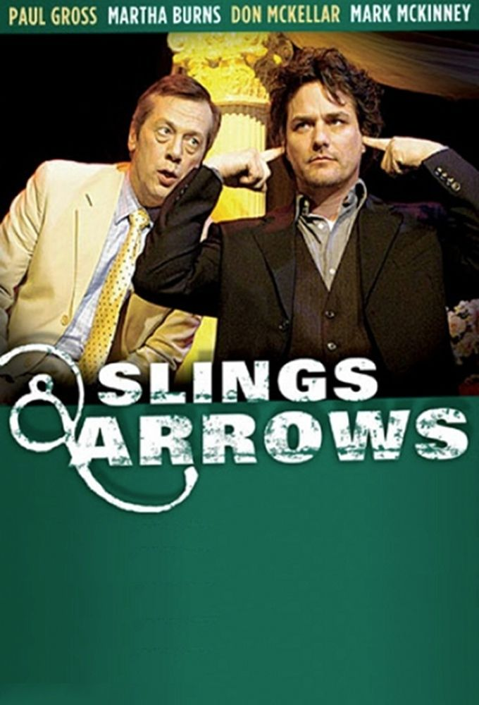 Slings & Arrows ne zaman