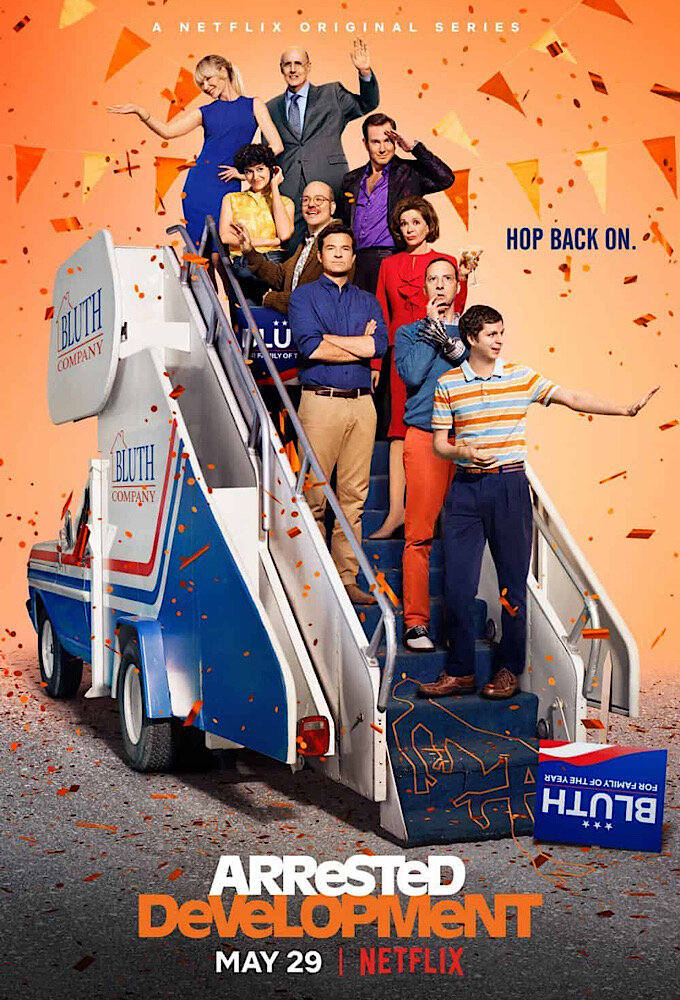 Arrested Development ne zaman