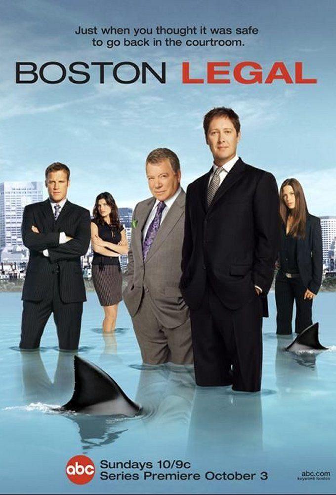 Boston Legal ne zaman