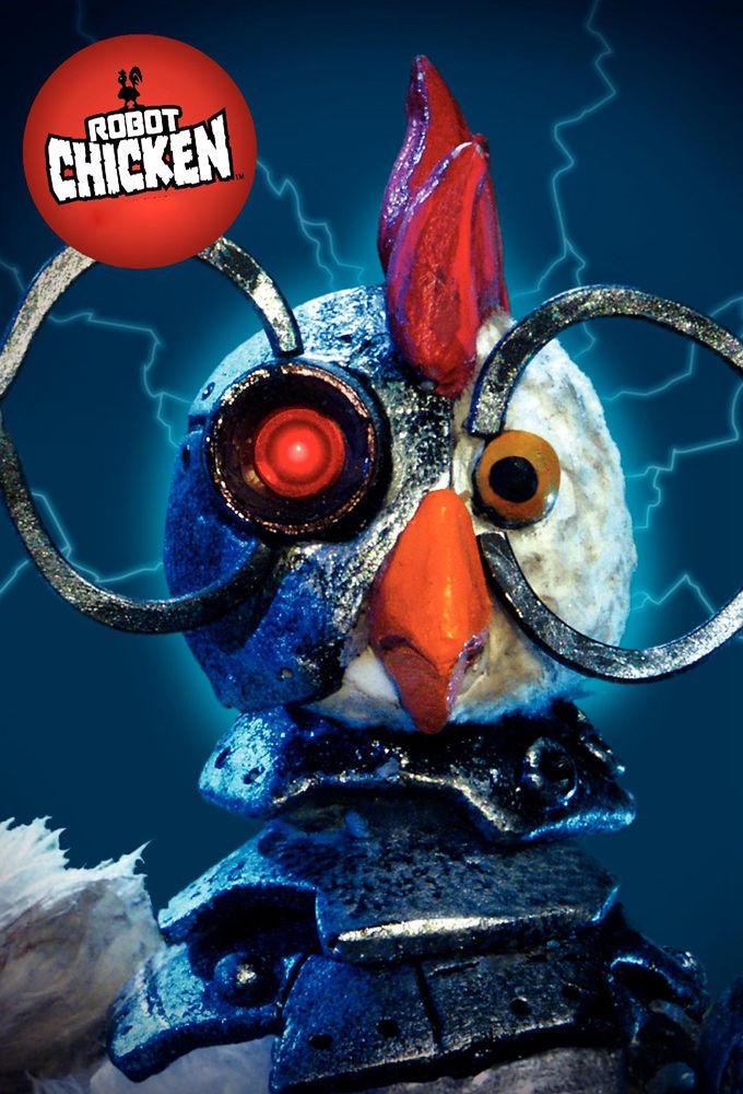 Robot Chicken ne zaman