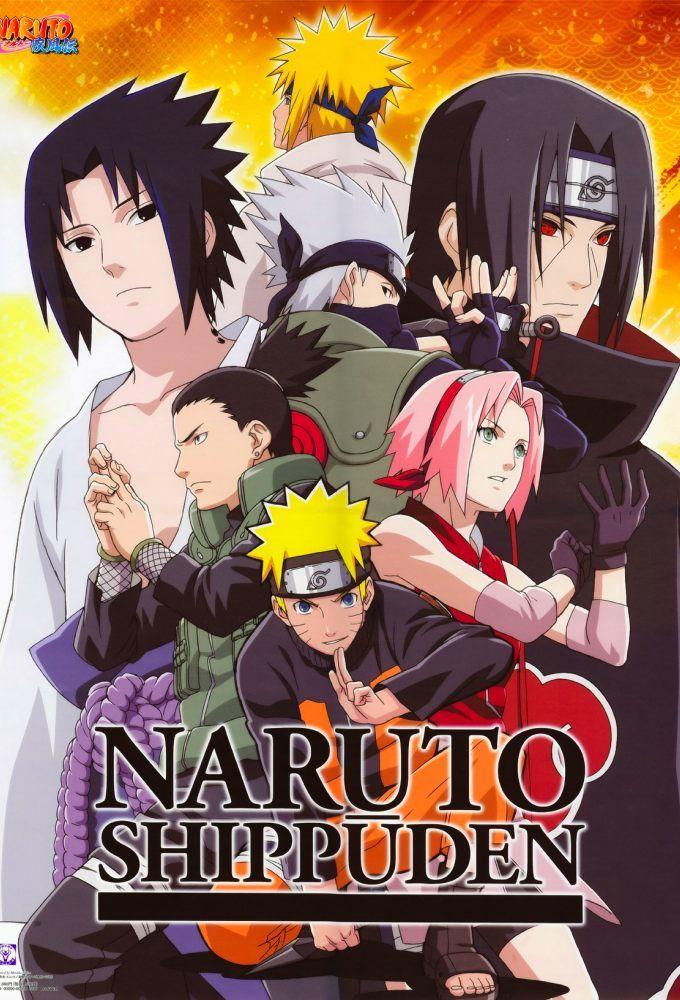Naruto: Shippuuden ne zaman