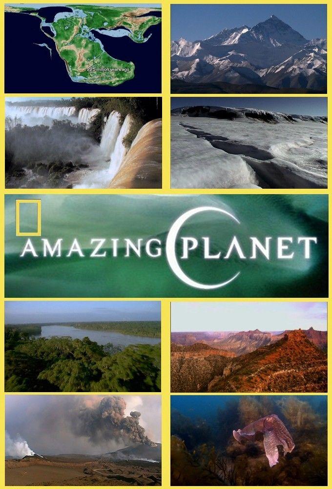 Amazing Planet ne zaman