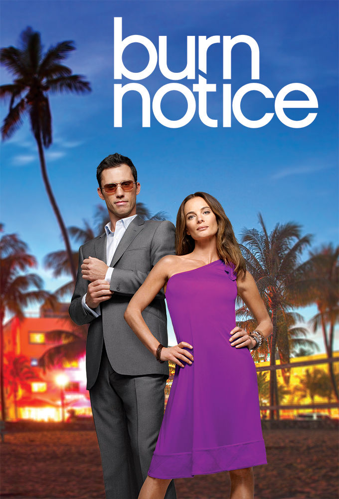 Burn Notice ne zaman