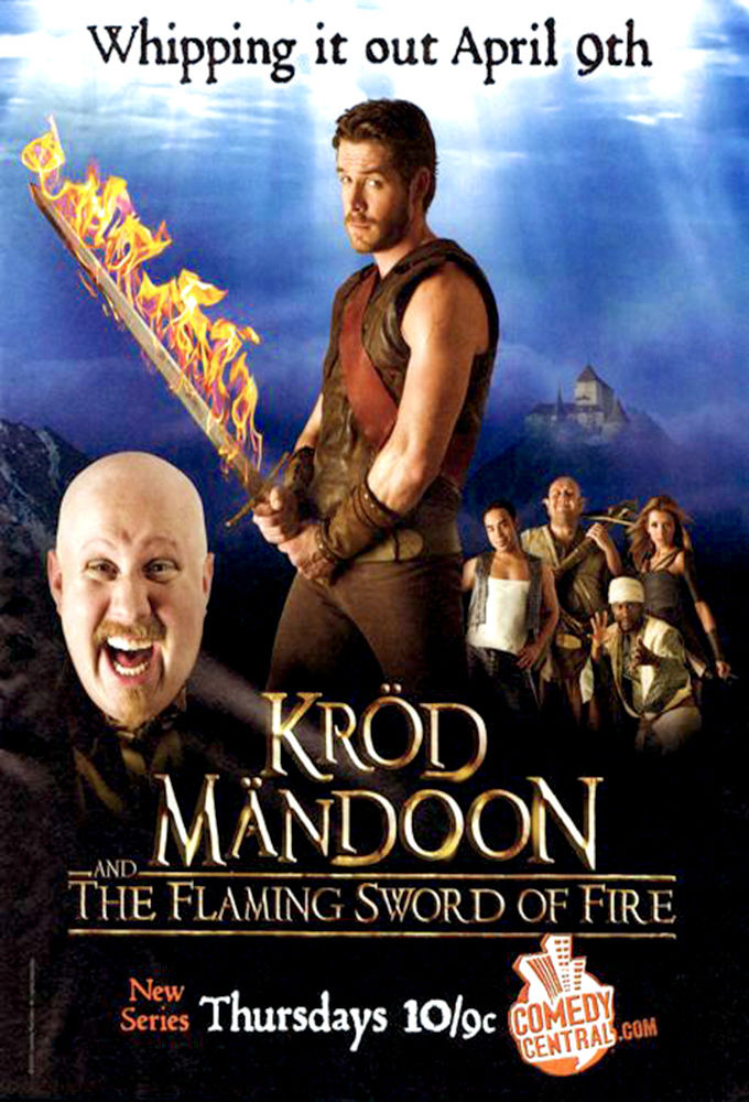 Kröd Mändoon and the Flaming Sword of Fire ne zaman