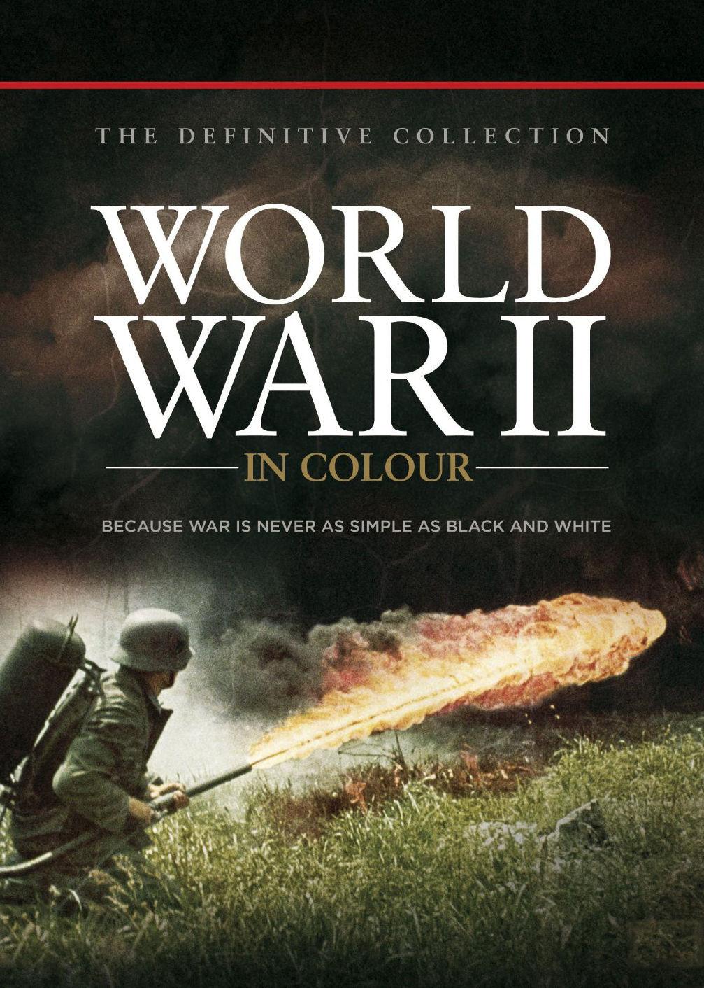 World War II in Colour ne zaman