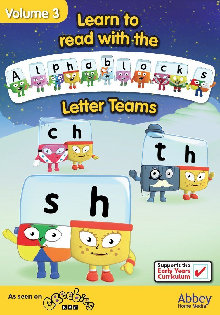 Alphablocks ne zaman