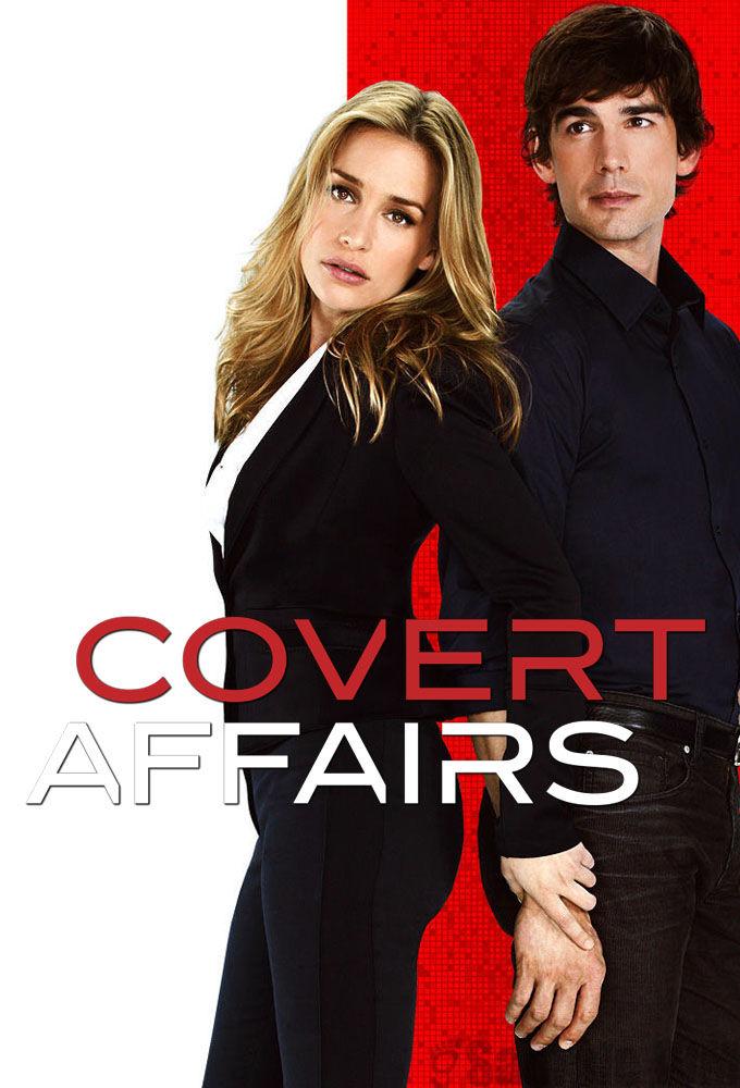 Covert Affairs ne zaman
