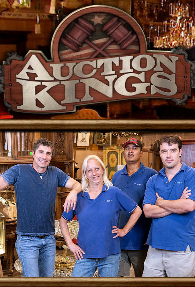 Auction Kings ne zaman