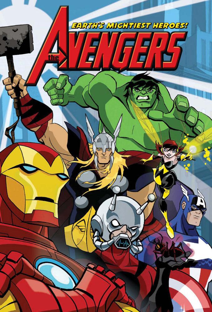 Avengers: Earth's Mightiest Heroes ne zaman