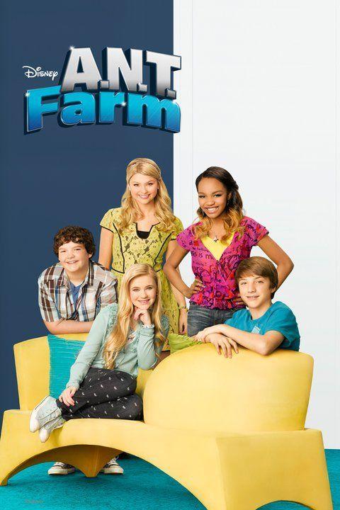 A.N.T. Farm ne zaman
