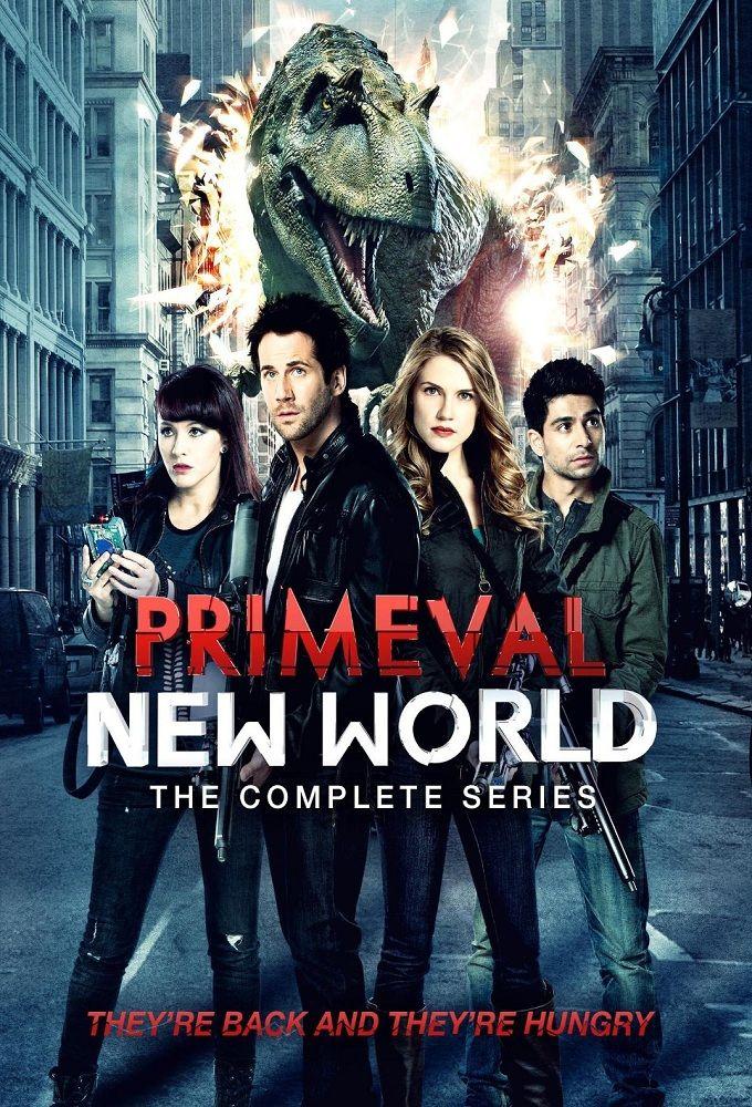 Primeval: New World ne zaman