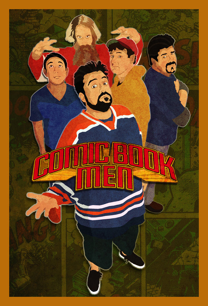 Comic Book Men ne zaman