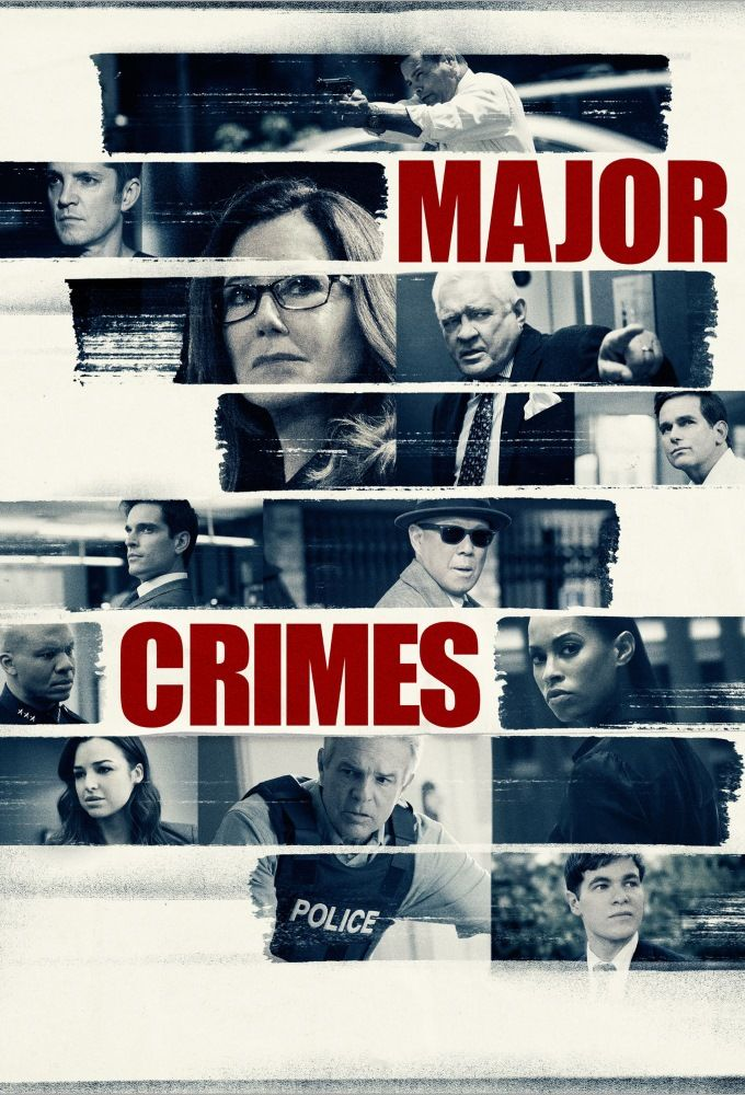 Major Crimes ne zaman
