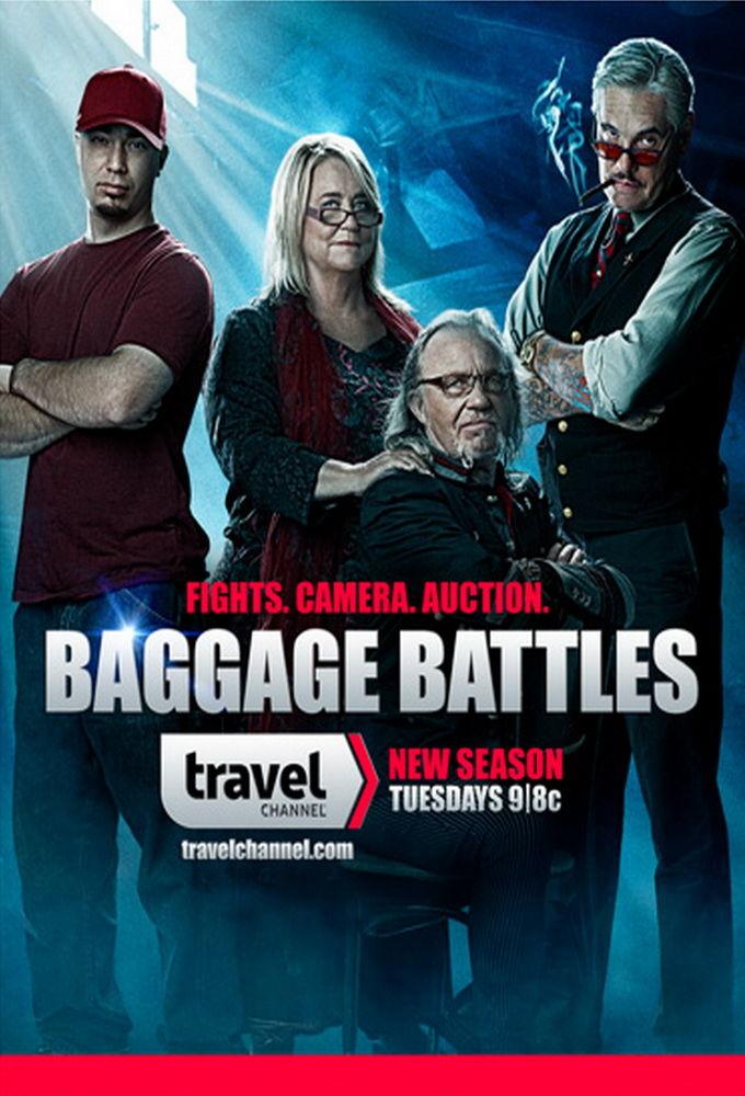 Baggage Battles ne zaman