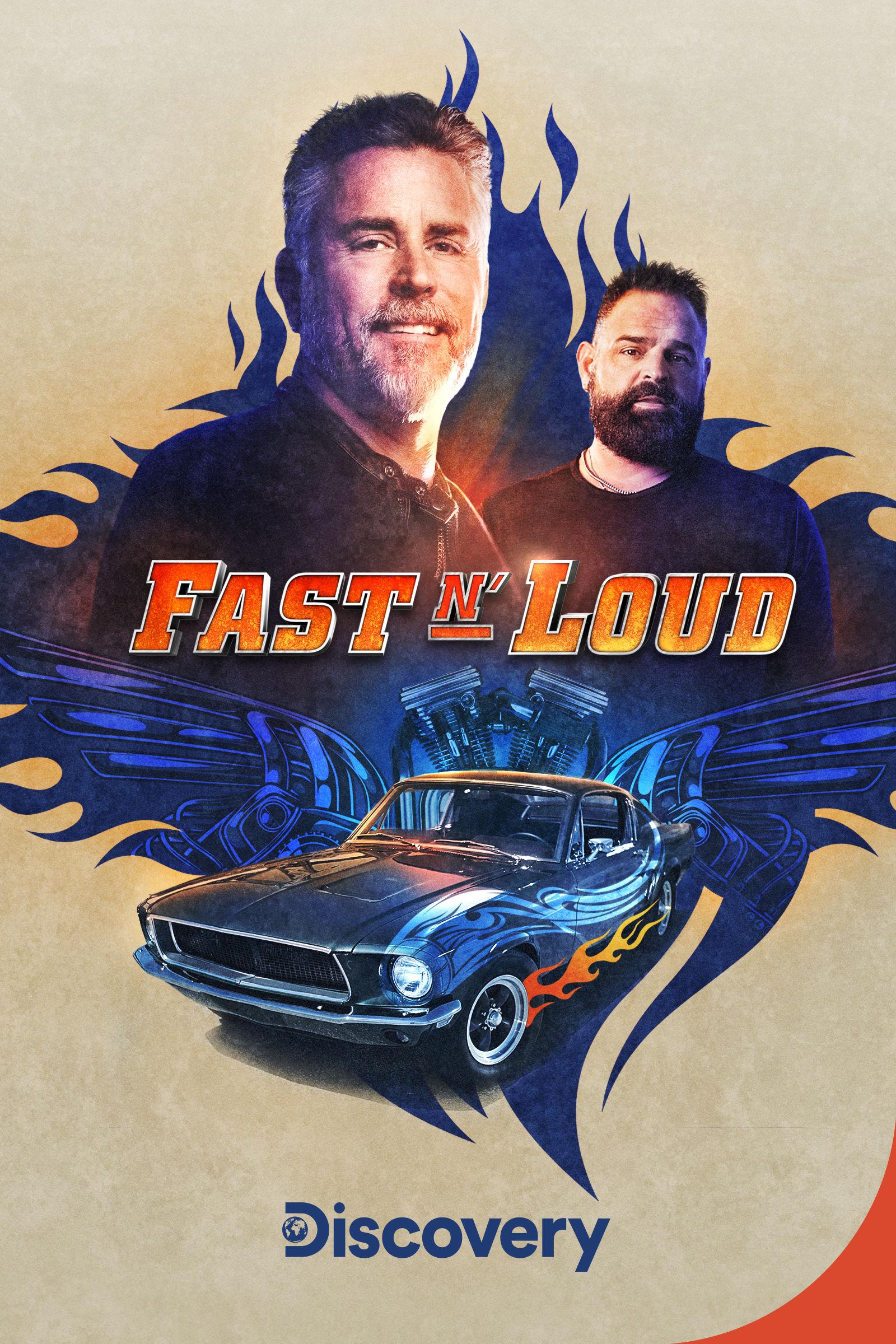 Fast N' Loud ne zaman