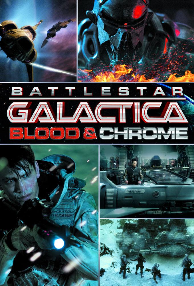 Battlestar Galactica: Blood & Chrome ne zaman