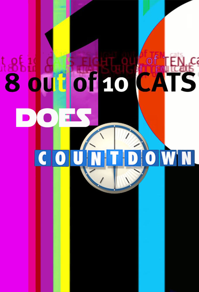 8 Out of 10 Cats Does Countdown ne zaman