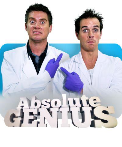 Absolute Genius with Dick & Dom ne zaman